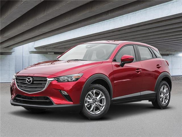 2021 Mazda CX-3 GS (Stk: 21-0695T) in Mississauga - Image 1 of 23