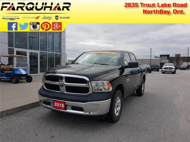 2018 RAM 1500 ST (Stk: 79437A) in North Bay - Image 1 of 30