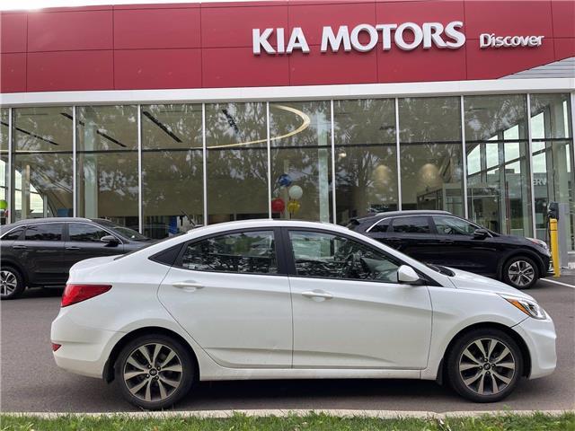 2017 Hyundai Accent SE (Stk: S7069B) in Charlottetown - Image 1 of 20