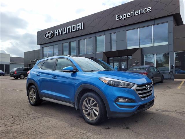 2018 Hyundai Tucson SE 2.0L (Stk: N1303A) in Charlottetown - Image 1 of 9