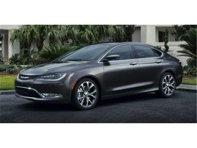 2015 Chrysler 200 LX (Stk: 210972A) in Cambridge - Image 1 of 1