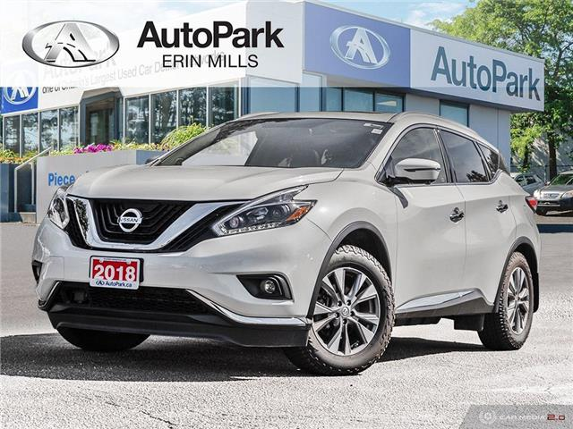2018 Nissan Murano SL (Stk: 173864AP) in Mississauga - Image 1 of 25