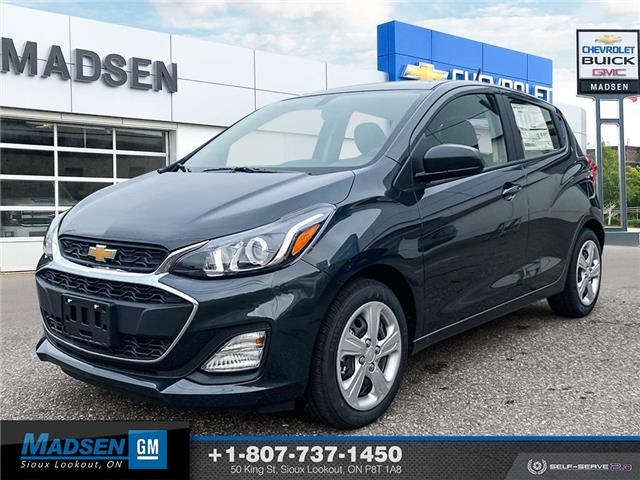 2021 Chevrolet Spark LS Manual (Stk: 21270) in Sioux Lookout - Image 1 of 23