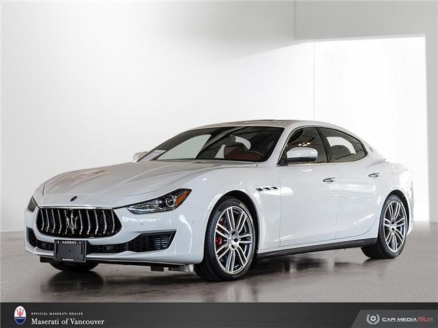 2021 Maserati Ghibli S Q4 (Stk: N1585) in Vancouver - Image 1 of 10