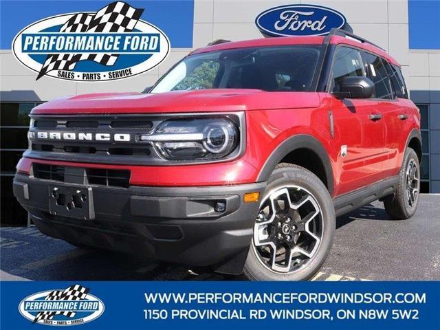 2021 Ford Bronco Sport Big Bend (Stk: BR15564) in Windsor - Image 1 of 16