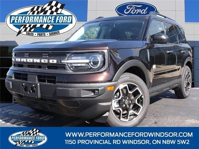 2021 Ford Bronco Sport Big Bend (Stk: BR25813) in Windsor - Image 1 of 16