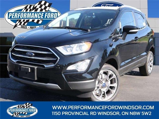 2021 Ford EcoSport Titanium (Stk: EO29814) in Windsor - Image 1 of 17