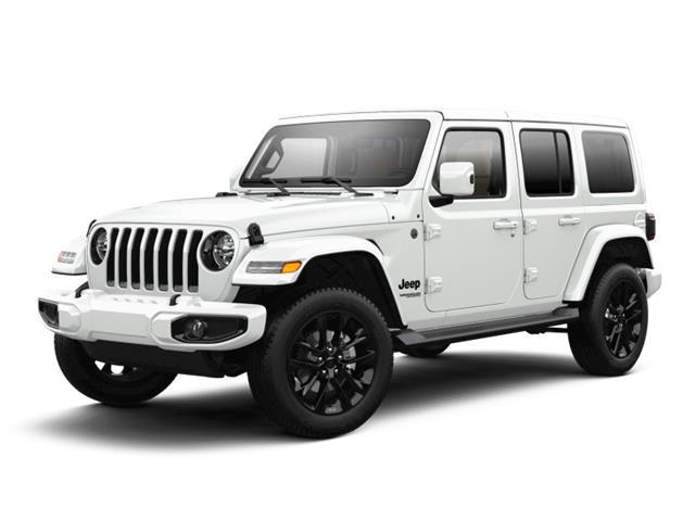 2021 Jeep Wrangler Unlimited Sahara (Stk: ) in Medicine Hat - Image 1 of 1