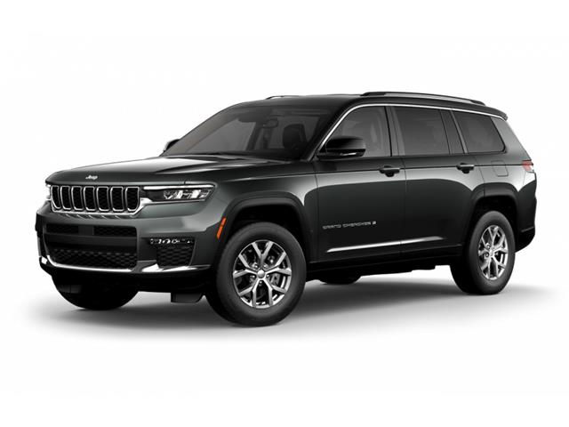 2021 Jeep Grand Cherokee L Limited (Stk: ) in Medicine Hat - Image 1 of 1
