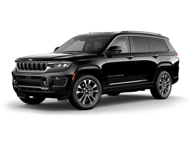 2021 Jeep Grand Cherokee L Overland (Stk: ) in Mont-Joli - Image 1 of 1