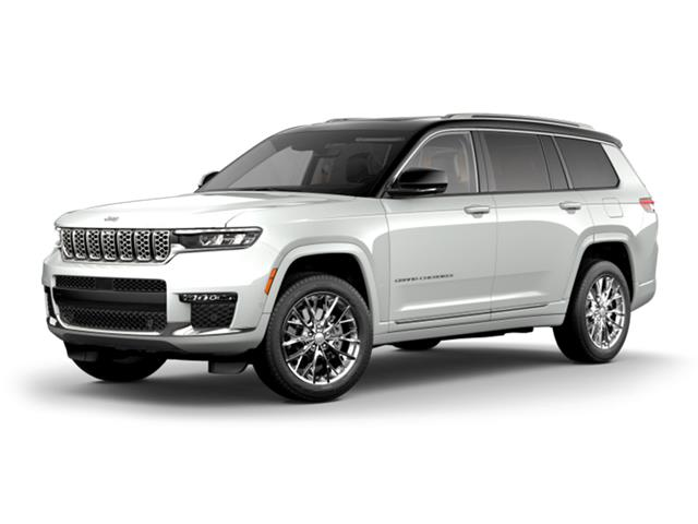 2021 Jeep Grand Cherokee L Summit (Stk: ) in Quebec - Image 1 of 1