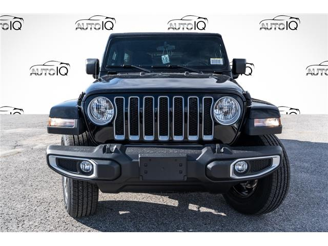 2021 Jeep Wrangler Unlimited Sahara (Stk: 35385D) in Barrie - Image 1 of 26