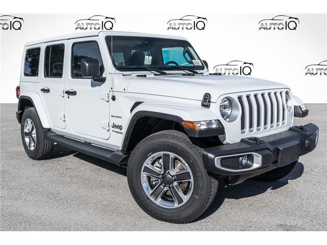 2021 Jeep Wrangler Unlimited Sahara (Stk: 35350D) in Barrie - Image 1 of 26