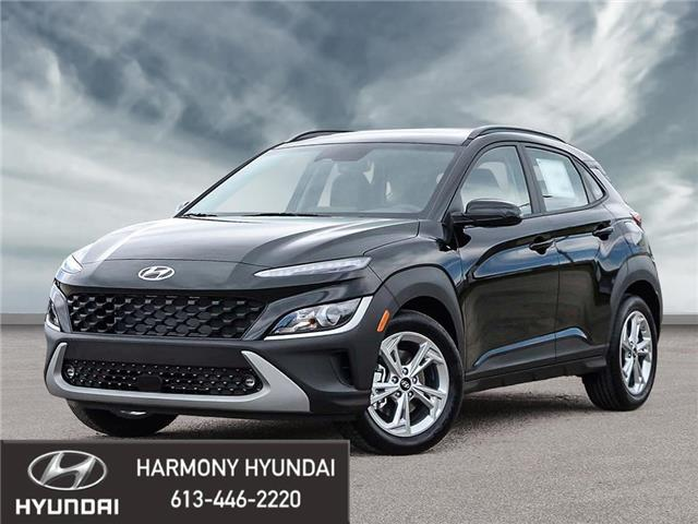 2022 Hyundai Kona 2.0L Preferred Sun & Leather Package (Stk: 22125) in Rockland - Image 1 of 23
