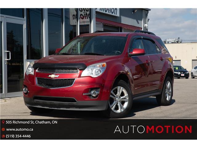 2015 Chevrolet Equinox 1LT (Stk: 211751) in Chatham - Image 1 of 21