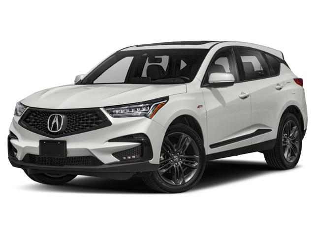 2021 Acura RDX A-Spec (Stk: 21272) in London - Image 1 of 9