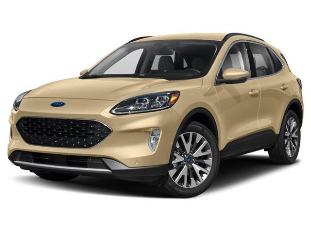 2021 Ford Escape Titanium (Stk: O20584) in Port Alberni - Image 1 of 9