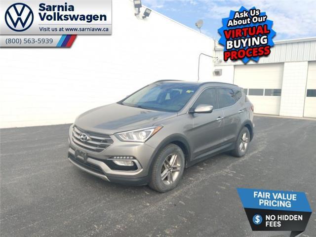2017 Hyundai Santa Fe Sport 2.4 Luxury (Stk: SVW753) in Sarnia - Image 1 of 30