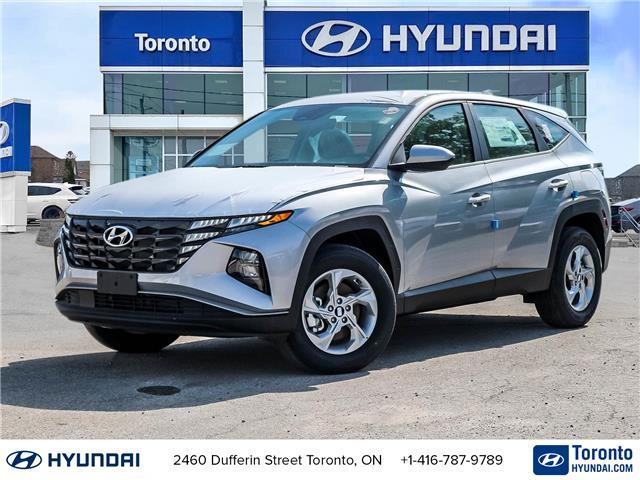 2022 Hyundai Tucson ESSENTIAL (Stk: N23253) in Toronto - Image 1 of 28