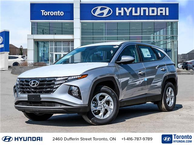 2022 Hyundai Tucson ESSENTIAL (Stk: N23452) in Toronto - Image 1 of 30