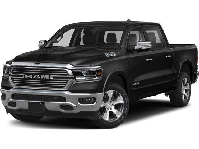 2022 RAM 1500 Laramie (Stk: ) in Sudbury - Image 1 of 2