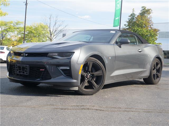 2016 Chevrolet Camaro 2SS (Stk: 1734A) in Mississauga - Image 1 of 25