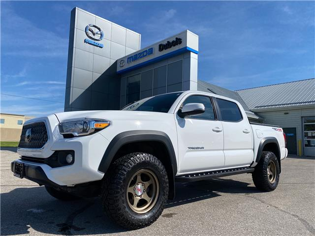 2018 Toyota Tacoma TRD Off Road (Stk: UT466) in Woodstock - Image 1 of 23