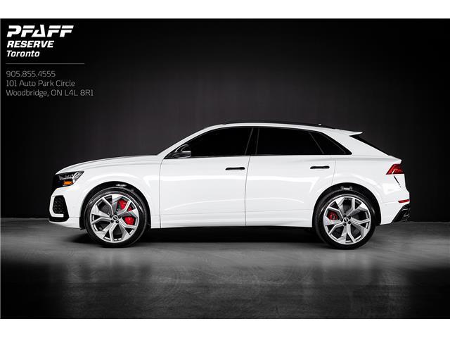 2021 Audi RS Q8 4.0T (Stk: ) in Woodbridge - Image 1 of 19