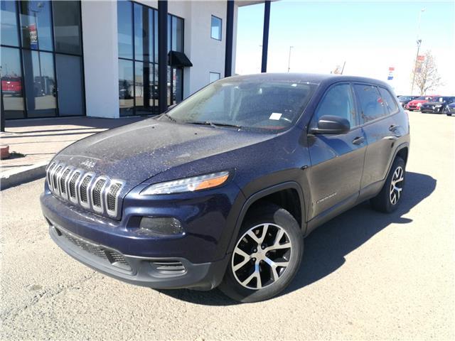 2014 Jeep Cherokee Sport (Stk: A0246) in Saskatoon - Image 1 of 17