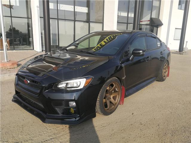 2016 Subaru WRX Sport-tech Package (Stk: A0272T) in Saskatoon - Image 1 of 26
