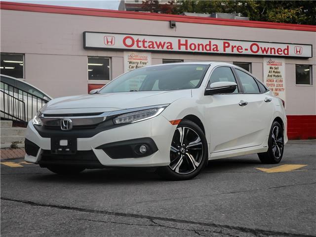 2017 Honda Civic Touring (Stk: H90830) in Ottawa - Image 1 of 29