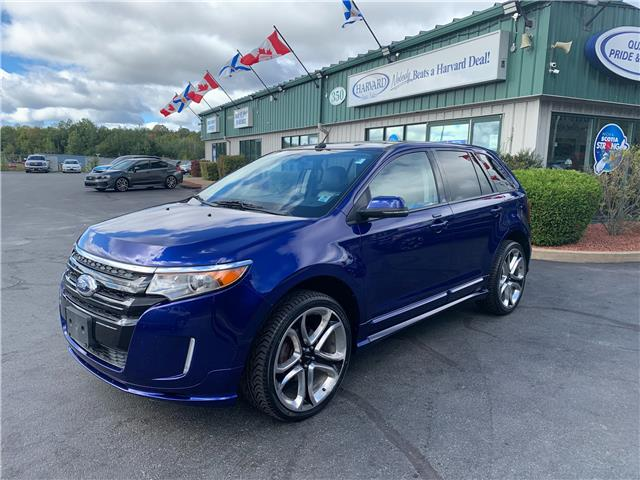 2013 Ford Edge Sport (Stk: 11147A) in Lower Sackville - Image 1 of 15