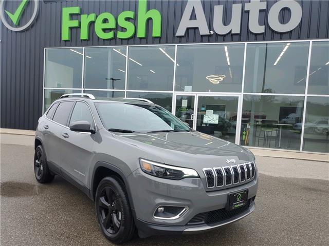 2020 Jeep Cherokee Limited 1C4PJMDXXLD587136 6073 Ingersoll in Ingersoll