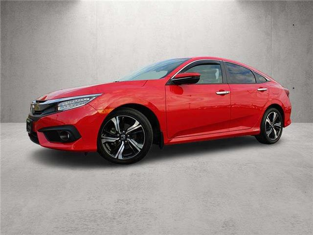 2018 Honda Civic Touring (Stk: N227-2276A) in Chilliwack - Image 1 of 12