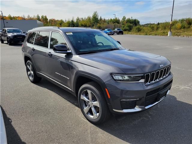 2021 Jeep Grand Cherokee L Limited (Stk: 21-357) in Huntsville - Image 1 of 8