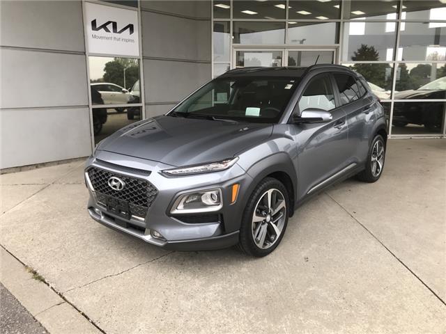 2018 Hyundai Kona 1.6T Ultimate (Stk: D22102A) in Kitchener - Image 1 of 11