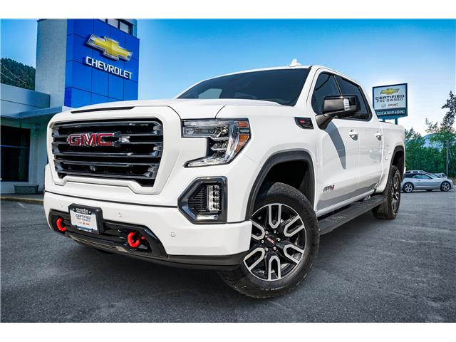 2020 GMC Sierra 1500 AT4 (Stk: P21-207) in Trail - Image 1 of 30