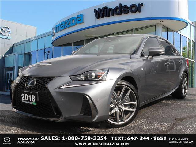 2018 Lexus IS 350 Base (Stk: PR14664) in Windsor - Image 1 of 27