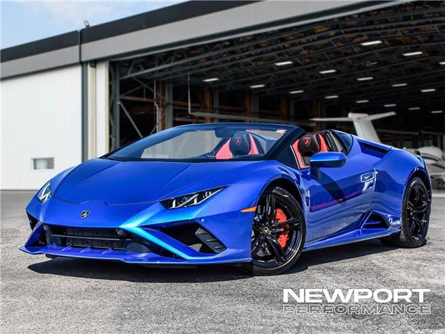 2022 Lamborghini Huracan  (Stk: U18902) in Hamilton, Ontario - Image 1 of 47