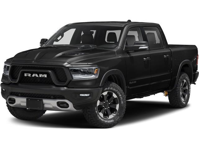 2022 RAM 1500 Rebel (Stk: ) in Huntsville - Image 1 of 2