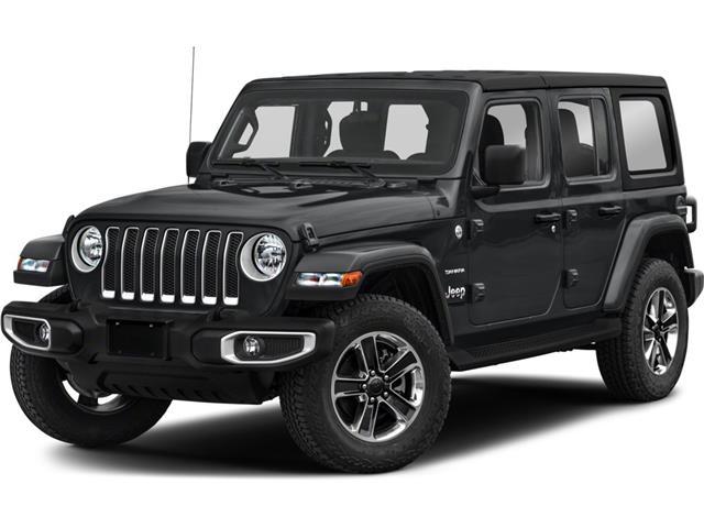 2021 Jeep Wrangler Unlimited Sahara (Stk: ) in Huntsville - Image 1 of 2