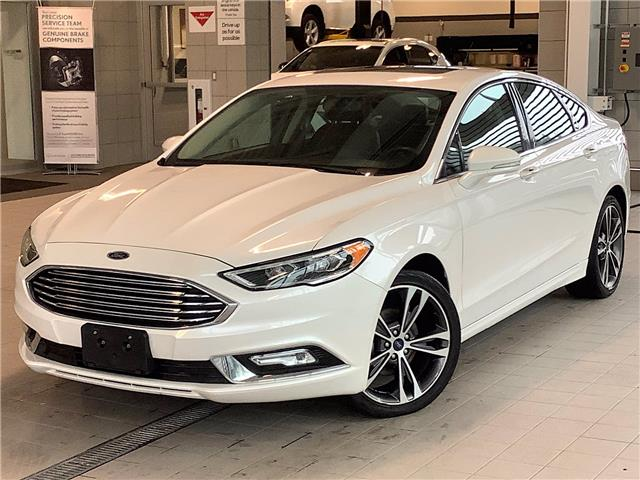 2018 Ford Fusion Platinum (Stk: 23164A) in Kingston - Image 1 of 10
