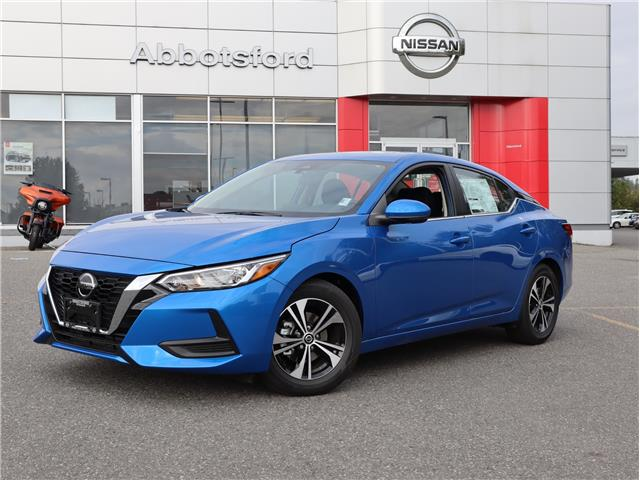 2021 Nissan Sentra SV (Stk: A21306) in Abbotsford - Image 1 of 29