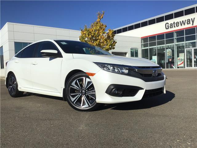 2016 Honda Civic EX-T 2HGFC1F44GH102832 36981A in Edmonton