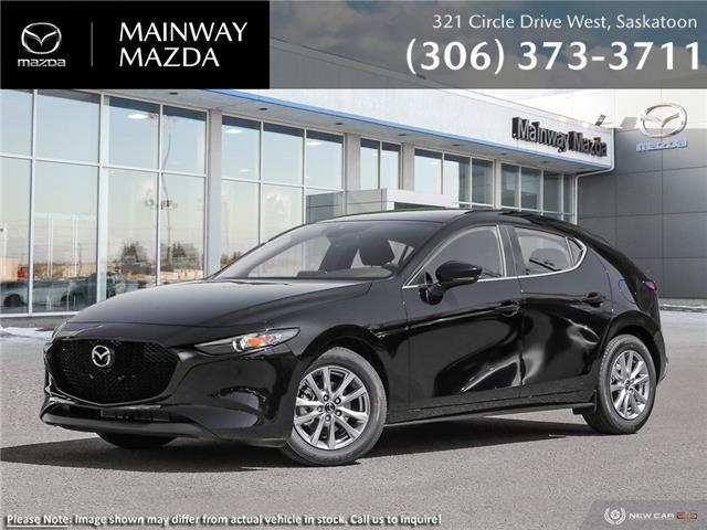 2021 Mazda Mazda3 Sport GX (Stk: M21487) in Saskatoon - Image 1 of 23