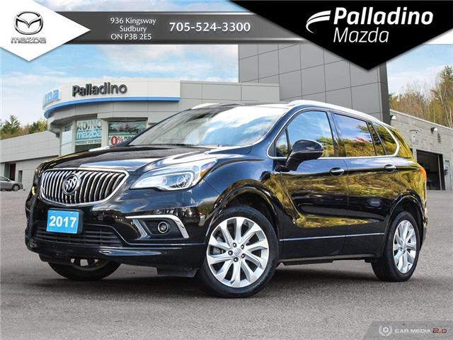 2017 Buick Envision Premium I (Stk: BC0142) in Greater Sudbury - Image 1 of 33