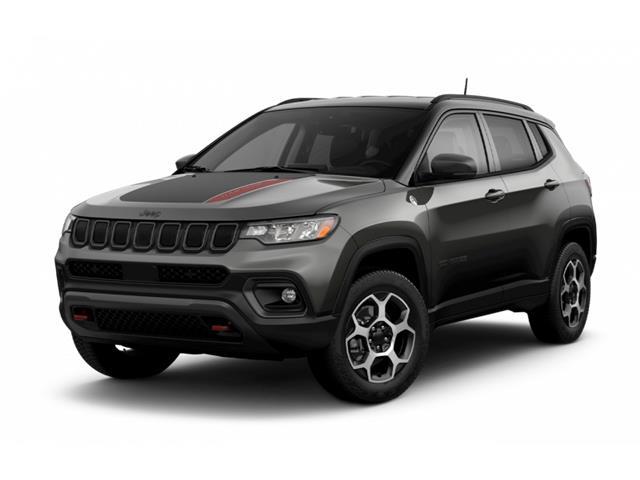 2022 Jeep Compass Trailhawk (Stk: ) in Orillia - Image 1 of 1
