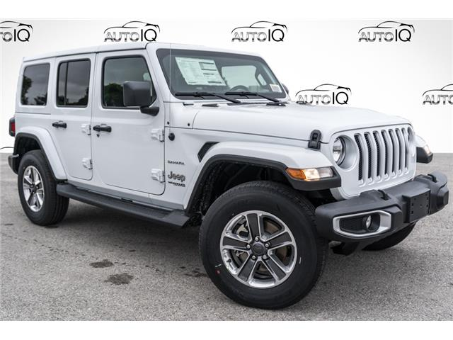 2021 Jeep Wrangler Unlimited Sahara (Stk: 35352D) in Barrie - Image 1 of 26