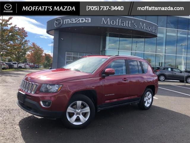 2015 Jeep Compass Sport/North (Stk: P9578A) in Barrie - Image 1 of 19