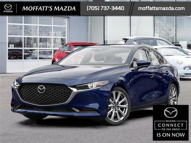 2021 Mazda Mazda3 GT w/Turbo (Stk: P9622) in Barrie - Image 1 of 22